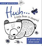 Hush! Little Bear Is Sleeping (Wee Gallery Board Books)
