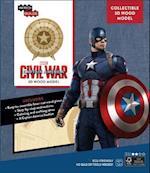 Marvel Captain America (Incredibuilds)