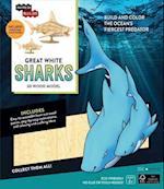Incredibuilds Great White Sharks (Incredibuilds)