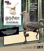 Harry Potter - Buckbeak 3d Wood Model (Incredibuilds)
