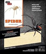 Incredibuilds Spider 3D Wood Model (Incredibuilds)