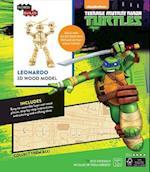 Incredibuilds Teenage Mutant Ninja Turtles Leonardo (Incredibuilds)