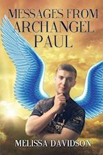 Messages from Archangel Paul