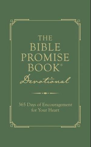 Bog, paperback The Bible Promise Book(r) Devotional af Barbour Publishing