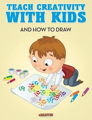 Bog, paperback Teach Creativity with Kids Activity Book af Creative Playbooks