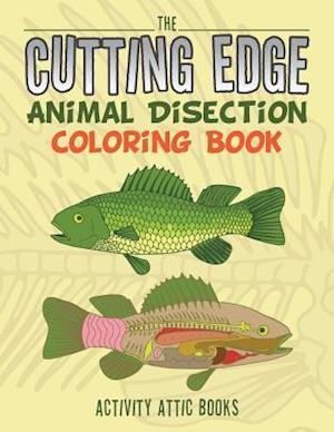 Bog, paperback The Cutting Edge af Activity Attic Books
