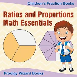 Bog, paperback Ratios and Proportions Math Essentials af Prodigy Wizard Books