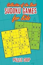 Collection of the Best Sudoku Games for Kids af Puzzle Coop