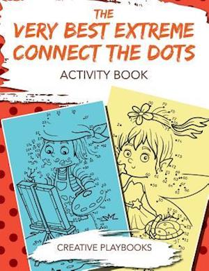 Bog, paperback The Very Best Extreme Connect the Dots Activity Book af Creative Playbooks