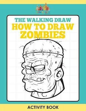 Bog, paperback The Walking Draw af Activity Attic Books