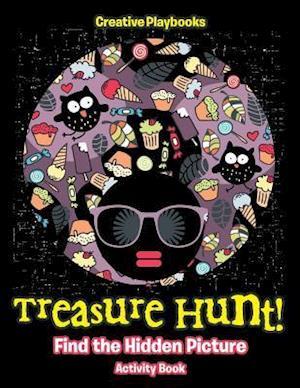 Bog, paperback Treasure Hunt! Find the Hidden Picture Activity Book af Creative Playbooks