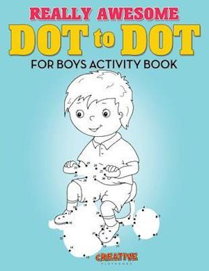 Bog, paperback Really Awesome Dot to Dot for Boys Activity Book