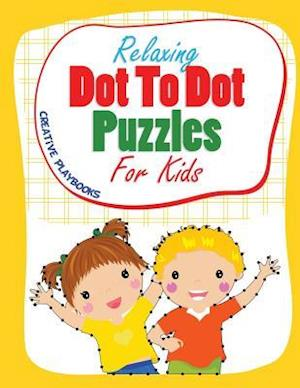 Bog, paperback Relaxing Dot to Dot Puzzles for Kids