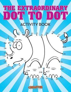 Bog, paperback The Extraordinary Dot to Dot Activity Book