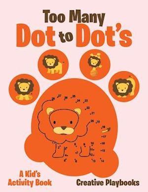 Bog, paperback Too Many Dot to Dot's