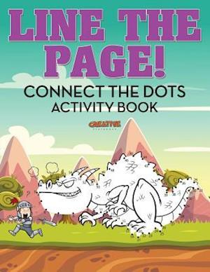Bog, paperback Line the Page! Connect the Dots Activity Book af Creative Playbooks