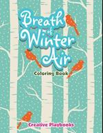 Breath of Winter Air Coloring Book af Creative Playbooks