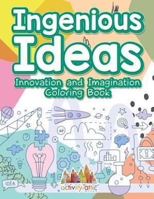 Bog, paperback Ingenious Ideas af Activity Attic Books
