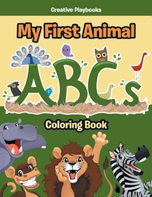 Bog, paperback My First Animal ABCs Coloring Book