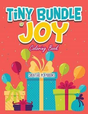 Bog, paperback Tiny Bundle of Joy Coloring Book af Creative Playbooks
