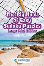 The Big Book of Easy Sudoku Puzzles af Puzzle Coop Books