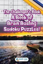The Challenger's Book af Puzzle Coop