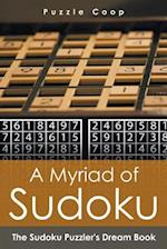 A Myriad of Sudoku af Puzzle Coop Books