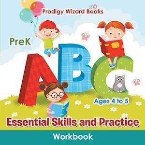 Bog, paperback Essential Skills and Practice Workbook - Prek - Ages 4 to 5