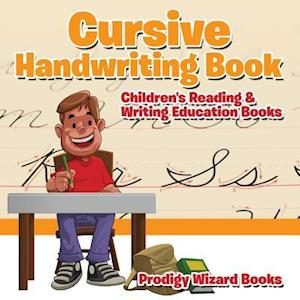 Bog, paperback Cursive Handwriting Book af Prodigy Wizard Books