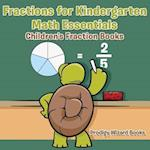 Fractions for Kindergarten Math Essentials af Prodigy Wizard Books