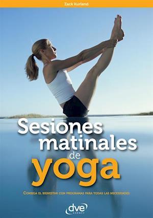 Sesiones matinales de yoga af Zack Kurland