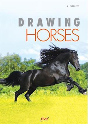 Drawing Horses af Roberto Fabbretti
