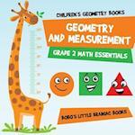 Geometry and Measurement Grade 2 Math Essentials af Bobo's Little Brainiac Books