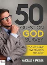 Fifty Question God Survey