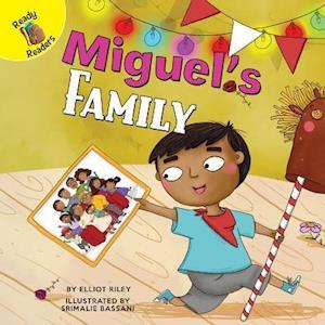 Bog, paperback Miguel's Family af Elliot Riley