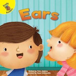 Bog, paperback Ears af Pete Jenkins