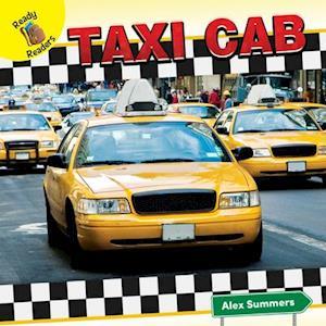 Bog, paperback Taxi Cab af Alex Summers