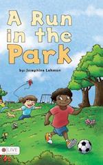 A Run in the Park af Jo Lehman