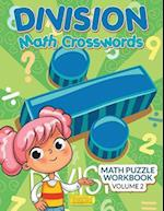 Division - Math Crosswords - Math Puzzle Workbook Volume 2