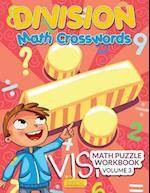 Division - Math Crosswords - Math Puzzle Workbook Volume 3