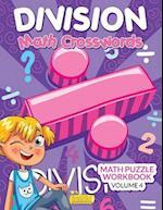 Division - Math Crosswords - Math Puzzle Workbook Volume 4