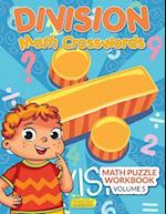 Division - Math Crosswords - Math Puzzle Workbook Volume 5