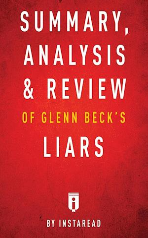 Bog, paperback Summary, Analysis & Review of Glenn Beck's Liars by Instaread af Instaread Summaries