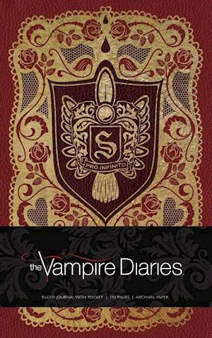 Bog, hardback The Vampire Diaries Hardcover Ruled Journal af Insight Editions
