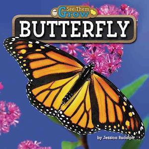 Bog, ukendt format Butterfly af Jessica Rudolph