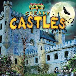 Bog, ukendt format Creaky Castles af Jessica Rudolph