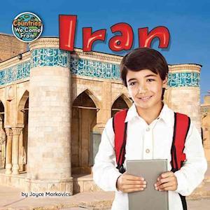 Bog, ukendt format Iran af Joyce Markovics