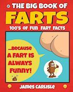 The Big Book of Farts af James Carlisle