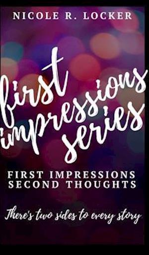 Bog, hardback First Impressions Series (1-2) af Nicole R. Locker