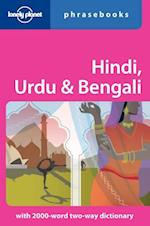 Hindi, Urdu and Bengali (Lonely Planet Phrasebook)